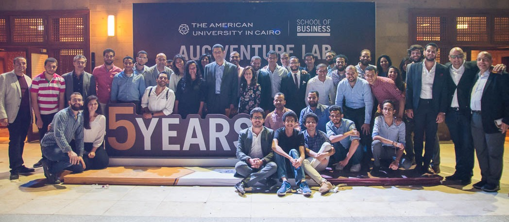 AUC Venture Lab Demo Day